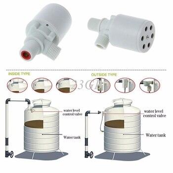 Válvula de esfera de flutuação automática a18_15 do tanque da torre da válvula de controle do nível da água