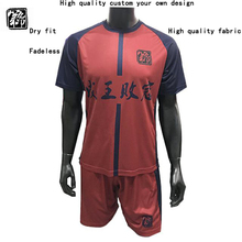 2018 Mens Soccer Jerseys Training Suits Team Uniforms Football Customizable Numbers name