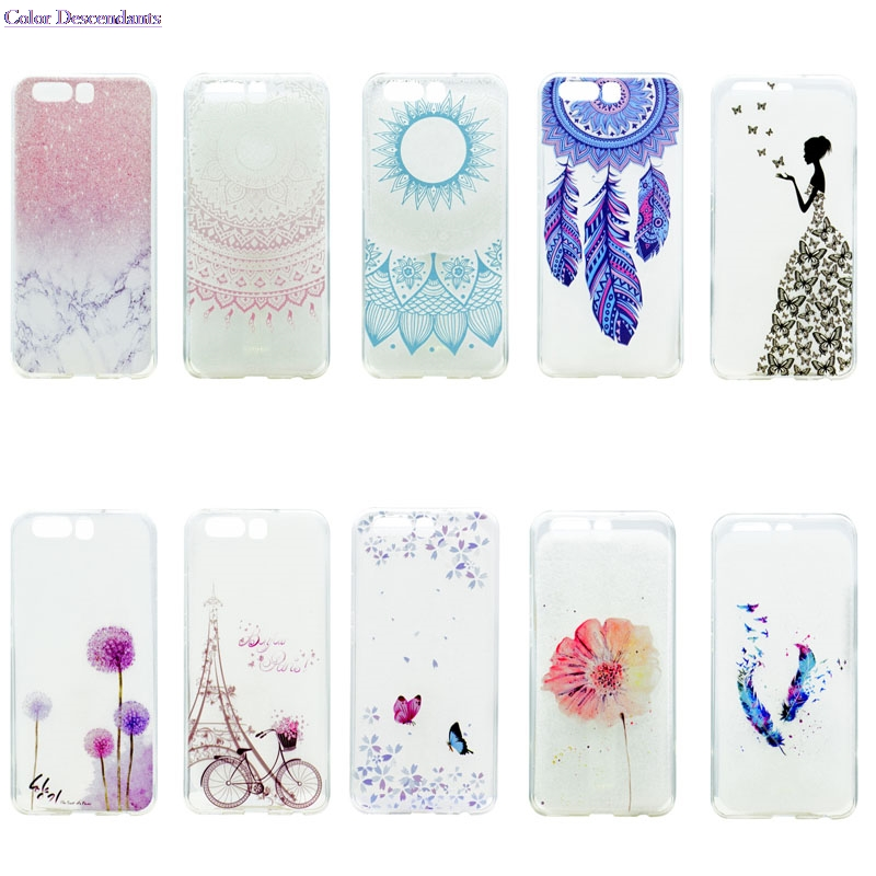 TPU silicone Case for Huawei P10 Plus VKY-L09 VKY-L29 Phone Protective Cover Case for Huawei P 10 Plus P10Plus VKY L09 L29 P10+