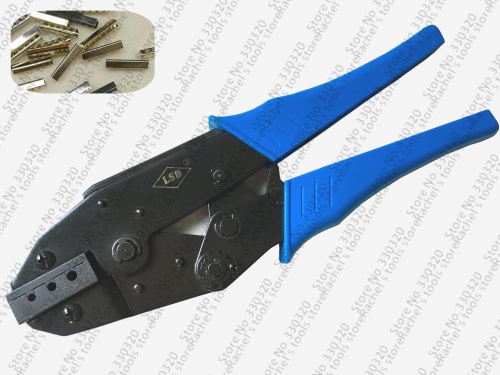 Ручной аглет обжимной инструмент, обжимной инструмент для прикрепления металлической оболочки aglets к концу шнурков