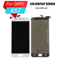 Top quality lcd screen display for OPPO A57 lcd digitizer touch screen assembly for OPPO A57