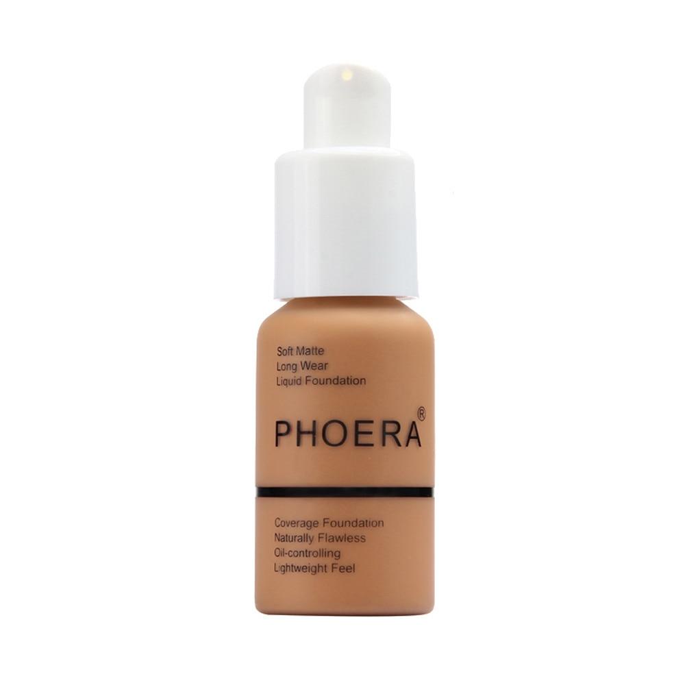 PHOERA Full Coverage Liquid Foundation 2