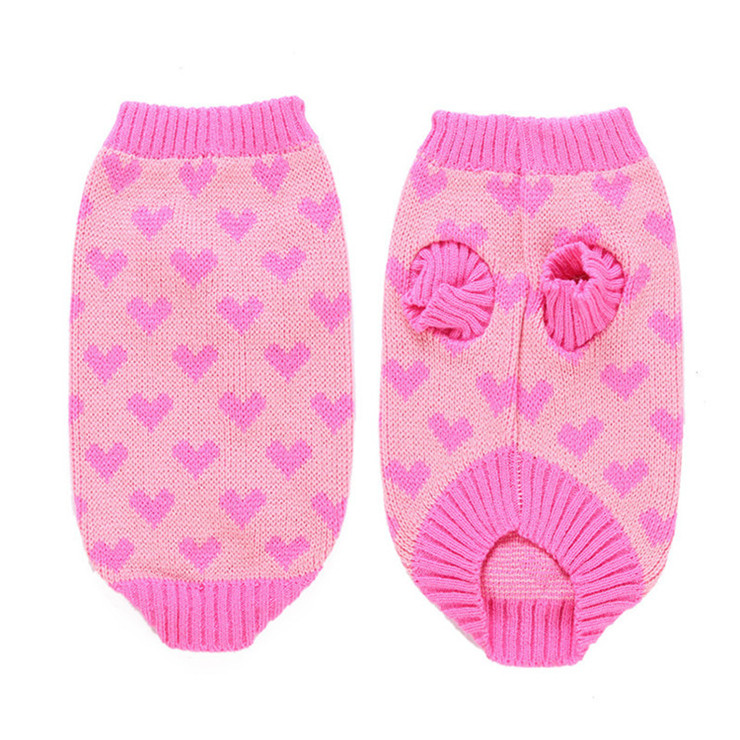Dog Clothes Sweater (2)
