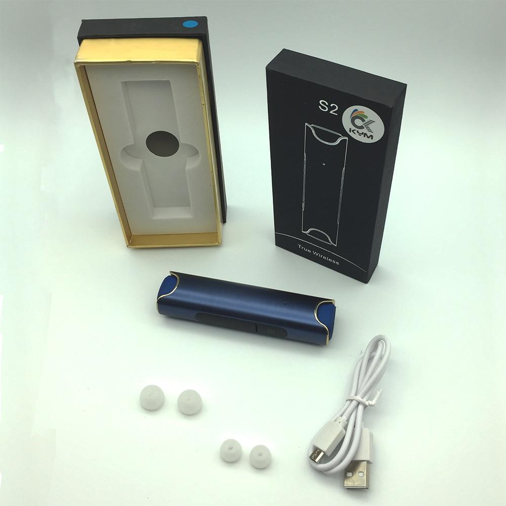 IPX7 Wasserdicht Wireless Dual Ohren Kopfhörer Bluetooth 4,2 ...