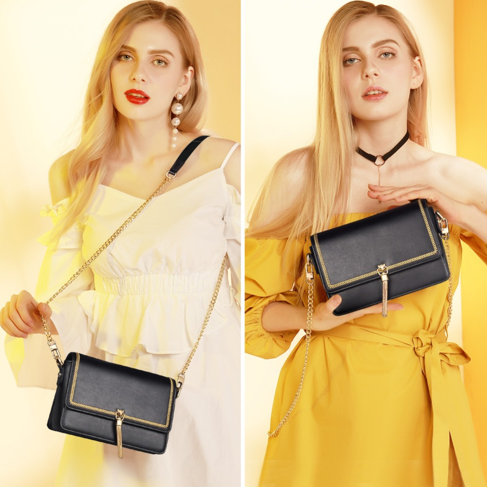 Foxer 브랜드 성격 여성 술 작은 플랩 가방 여성 작은 crossbody 가방 간단한 메신저 가방 발렌타인 데이 선물-에서숄더 백부터 수화물 & 가방 의  그룹 2