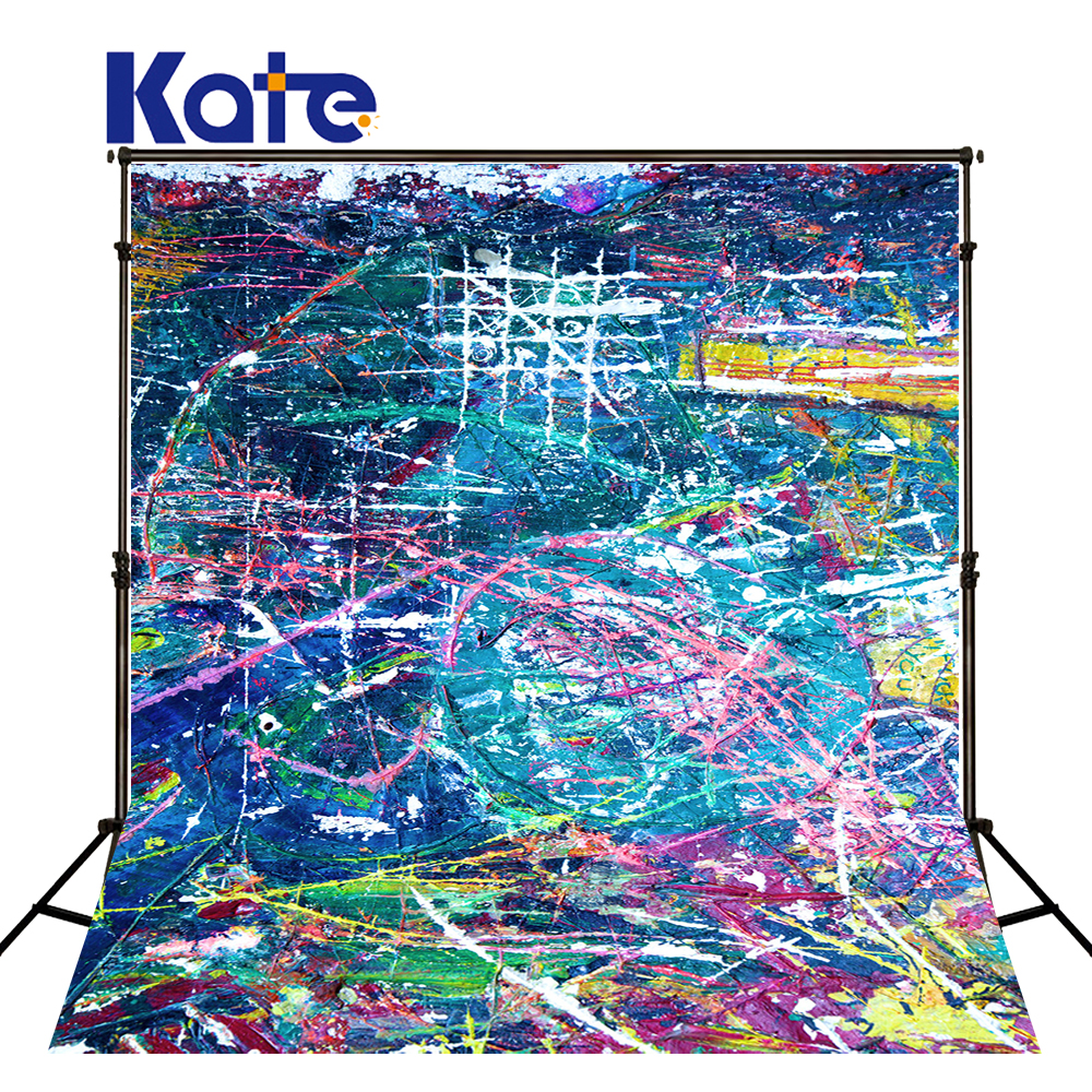 KATE Vintage Backdrops Newborn Background Abstract Texture Backdrops Graffiti Brick Wall Background  for Children Photo Shoot сумка kate spade new york wkru2816 kate spade hanna