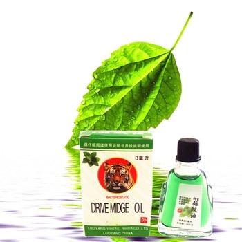 MIYUELENI 3ML Cool Refreshing Mint Dizzy Mosquito Bites Diarrhea Essential Oils 100% Effective Pure Plant Essence Oil Essential Oil