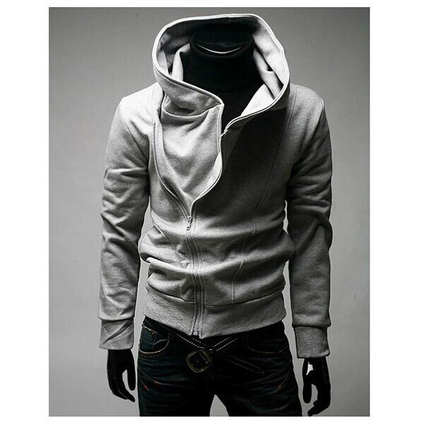New Cool Naruto Assassin's Creed Revelations Desmond Miles Cosplay Hoodie Jacket