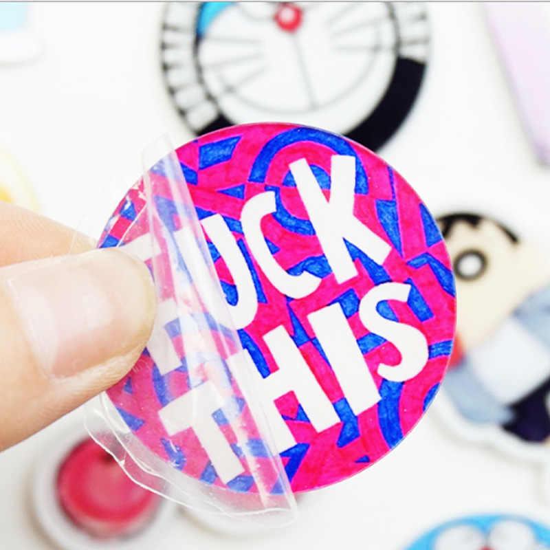 1 шт. с нарисованной девочкой, значки акриловые Значки для рюкзак значки, одежд Пластик значок Kawaii брошь на булавке значок