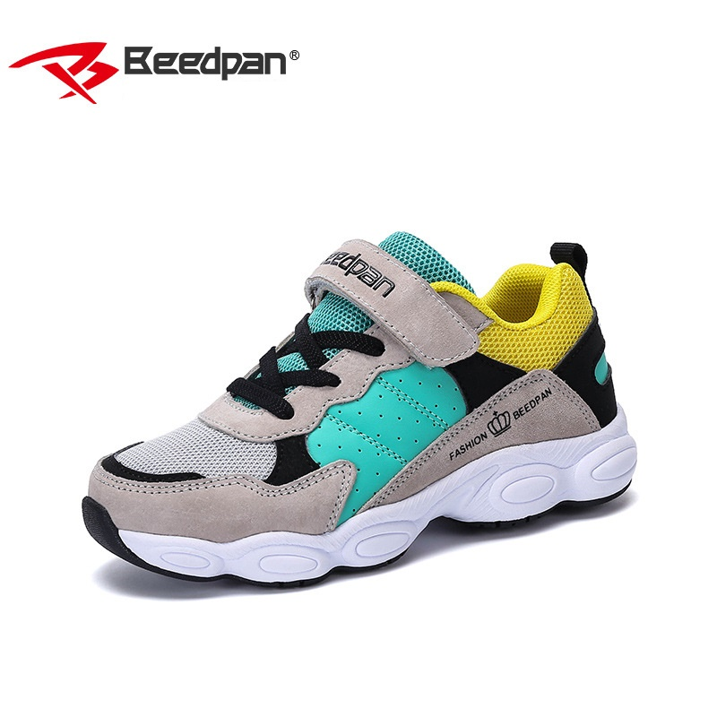 BEEDPAN spring Children Shoes Kids Boys Casual Sneakers Colorful Fashion Anti-slip Sports Shoes for Boys Sneakers Running Shoes babaya new children sport shoes casual pu leather white running shoes for 4 12 years old boys and girls kids sneakers size 26 37