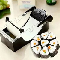Newest DIY Sushi Roller Cutter Perfect Machine Roll Magic Rice Mold Maker Kitchen Accessories Tools