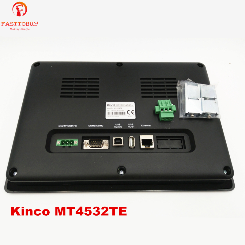 Kinco MT4532TE 10 1 PLC HMI Touch Screen 10 1 inch HMI Touch Panel China HMI