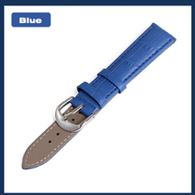 Watch Band Genuine Leather straps 12mm 18mm 20mm 14mm 16mm 19mm  22mm watch accessories men High Quality Brown colors Watchbands