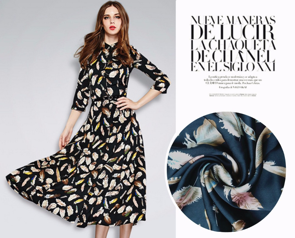 New High Quality Fabric Lady Dress Shirt Fabric Wide 150cm Beach