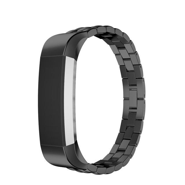 Luxury Stainless Steel Watch Band for Fitbit Alta Wrist Strap Watchbands Bracelt For Fitbit Alta Tracker Watch Smart Bracelet