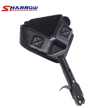 Sharrow Bow Release Aid Black for Compound Hunting Shooting Arrow Caliper Recurve