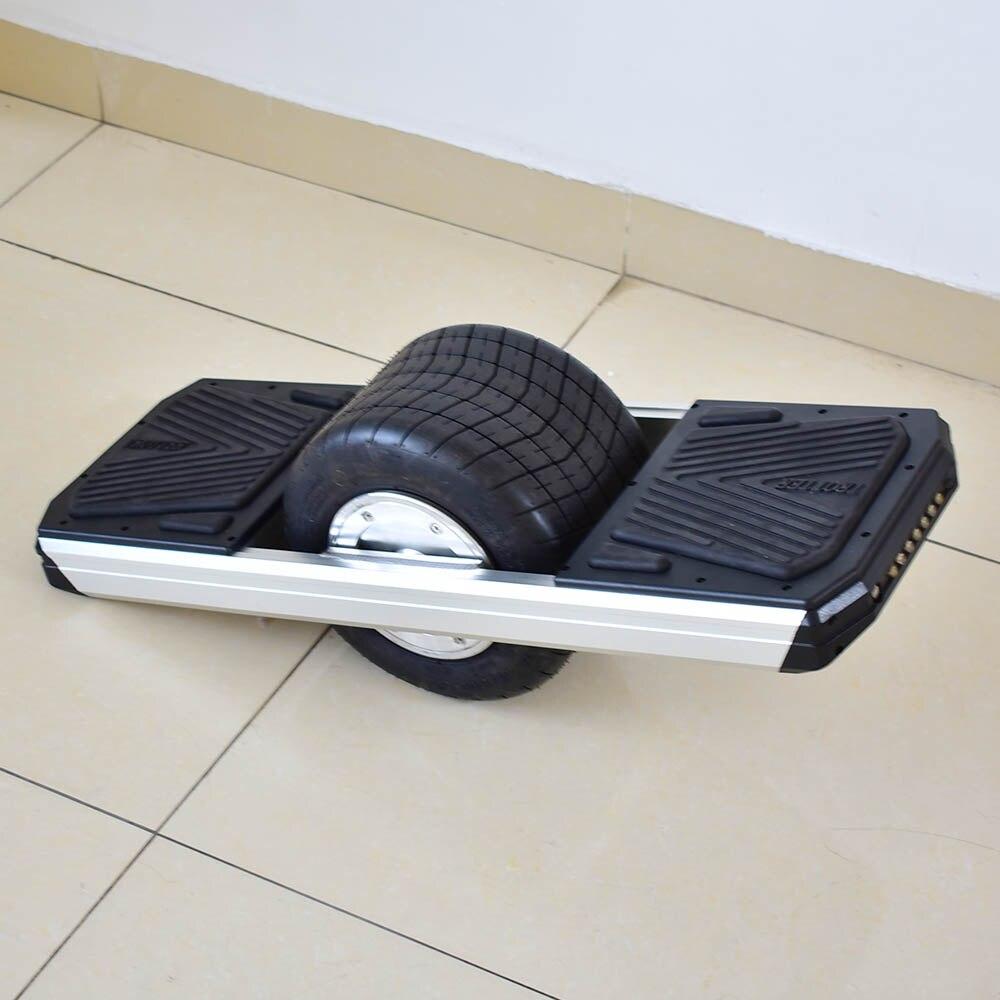 Giroskuter planche à roulettes une roue équilibre scooter hoverboard électrique