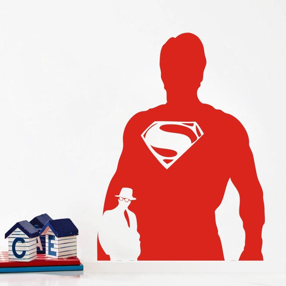 Popular Superman Window Decal-Buy Cheap Superman Window
