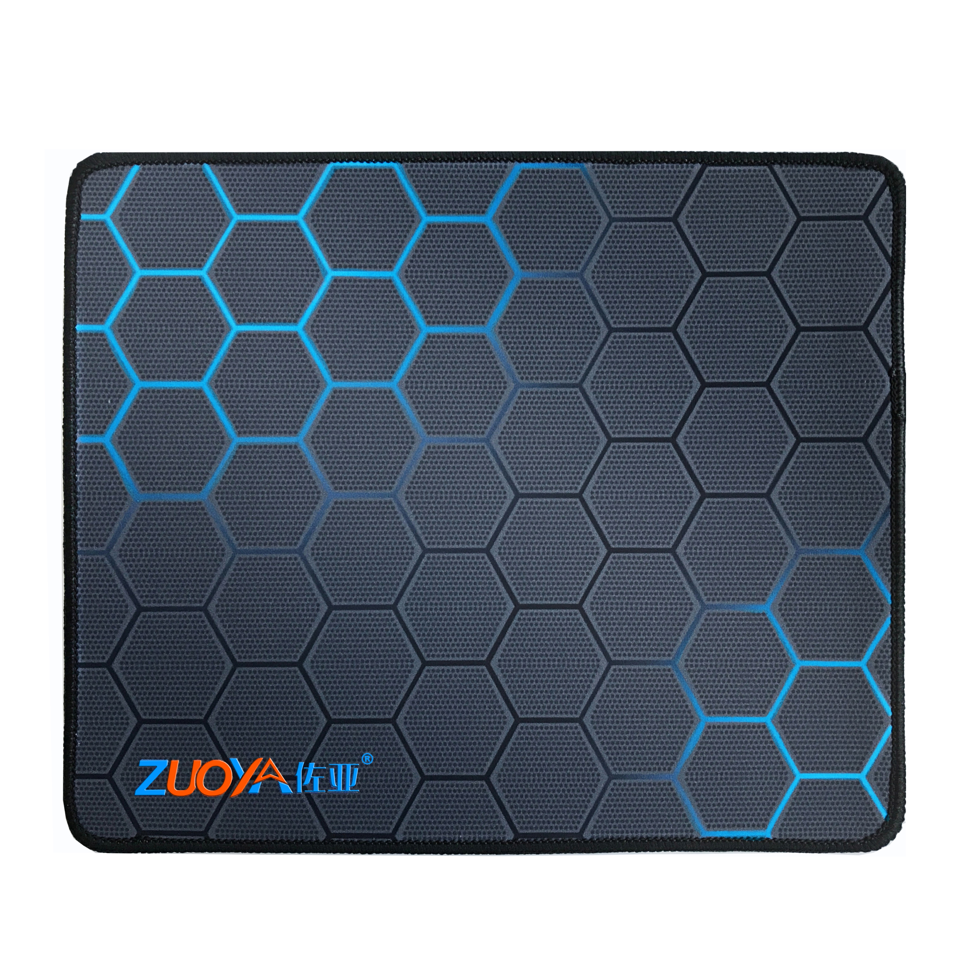 Office and Home Rubber Base Rectangular Non-Slip Rubber Mouse Pad 10 X 12 Inches Computer Mouse Pad with Seam Edges Design Name Gaming Mouse Pad