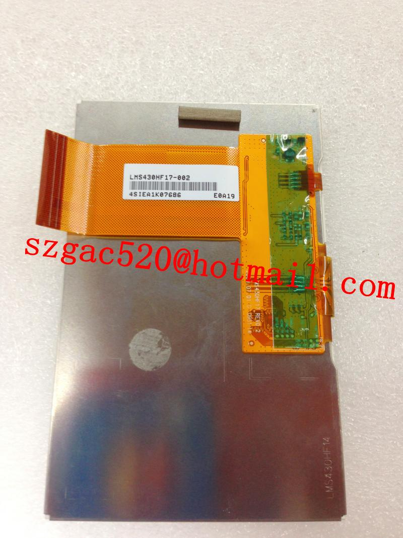 4.3 LCD for TomTom GO 650,750,950 LCD display with touch screen,LMS430HF17-002,LMS430HF11-003