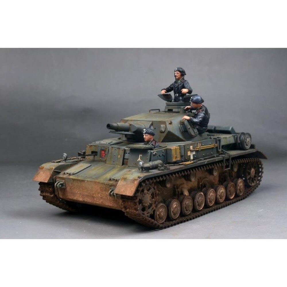 Scale 1:35 Tamiya Panzer Kampfwagen IV Model Set 35096 NEW