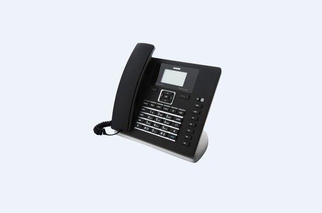 Huawei F616 3G WCDMA/HSDPA/UTMS2100Mhz teléfono GSM fijo Terminal celular GSM Cable de escritorio de oficina teléfono