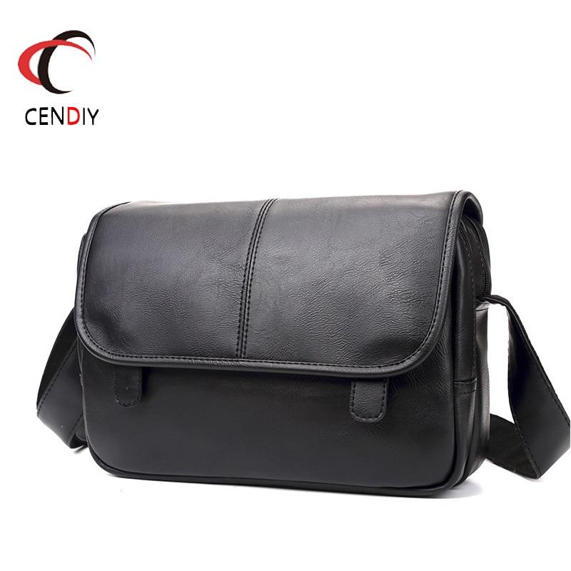 New Fashion Briefcase Bag For Male Messenger Bag Business Crossbody Shoulder Bags For Men Brand Designer Casual Laptop Briefcase