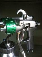 HVLP Air Spray Gun Pressure Tank Paint Paint Gun Set Spray Glue Gun Pneumatic Pressure Tool