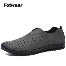 Fotwear Man casual shoes relaxed Slip-on Modern style Fashion Summer highly breathable lining lightweight