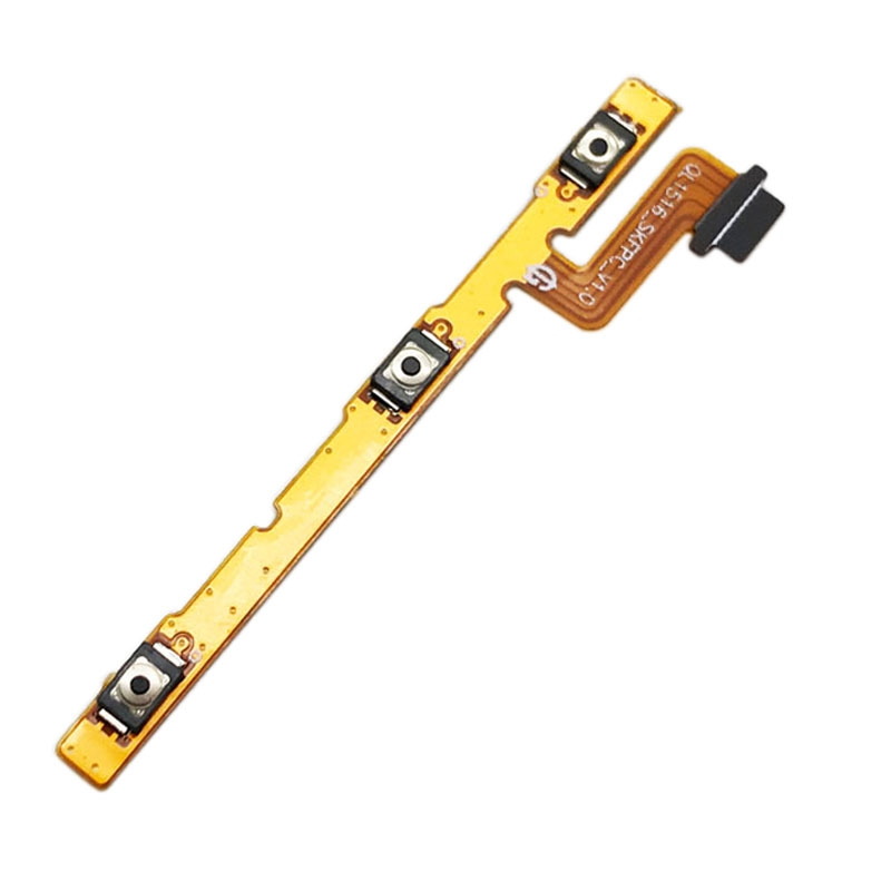 New Power Button & Volume Button Flex Cable For Asus Zenfone 4 MAX Pro ZC554KL Repair, Replacement, Accessories