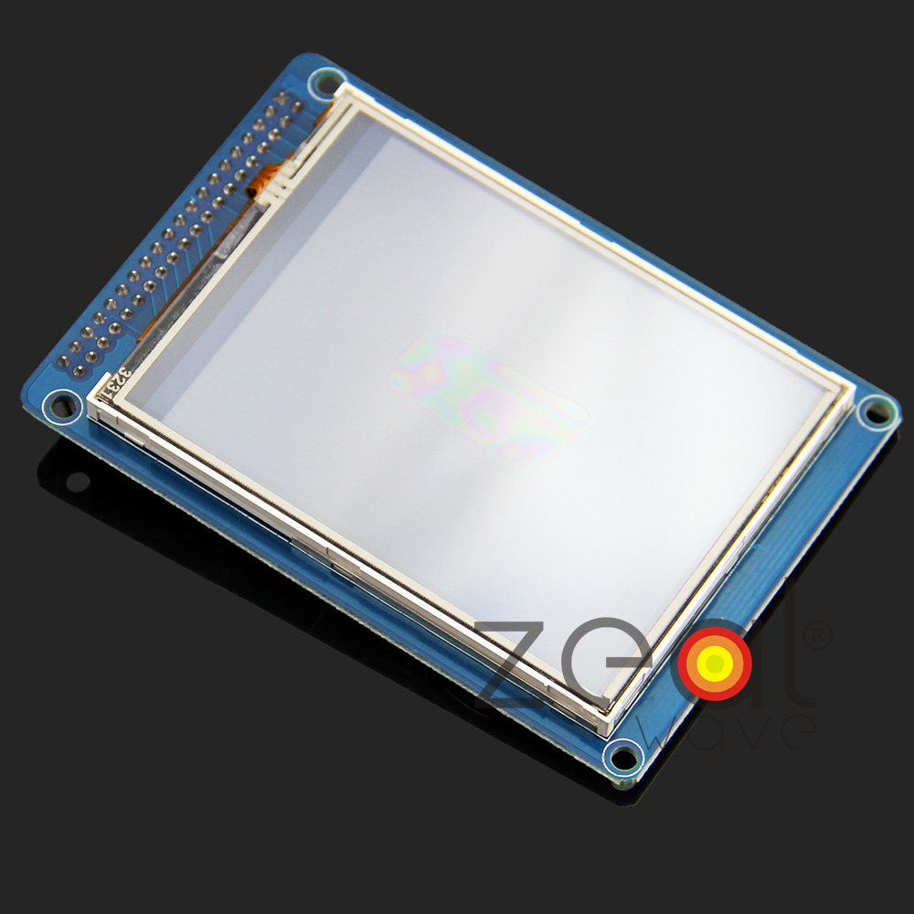 3.2Inch 240x320 16BIT TFT Screen LCD With Touch Screen Panel PCB Board Driver IC SSD1289 SD Card For Arduino 3 2inch lcd adapter 8 bit to 16 bit data convertor for 3 2 320x240 touch lcd 74hc573d onboard