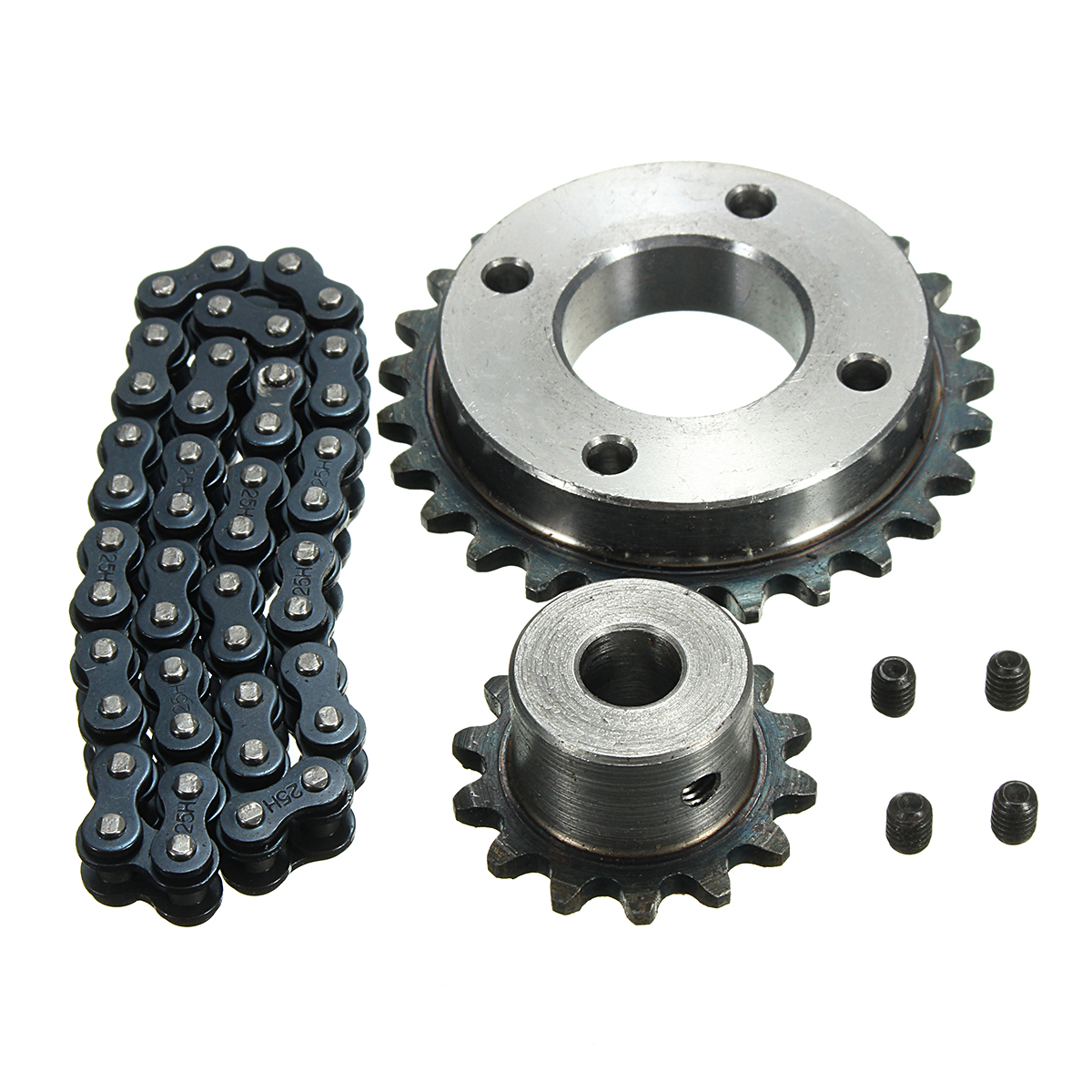 Image 2 - DIY Sprocket Chain Wheel for Electric Longboard 8044 Skateboard Repalcement Part Skateboard Accessories-in Skate Board from Sports & Entertainment