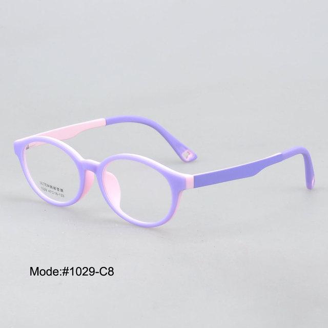 MY DOLI 1029 full rim eye protection TR Elastic paint frame can do ...