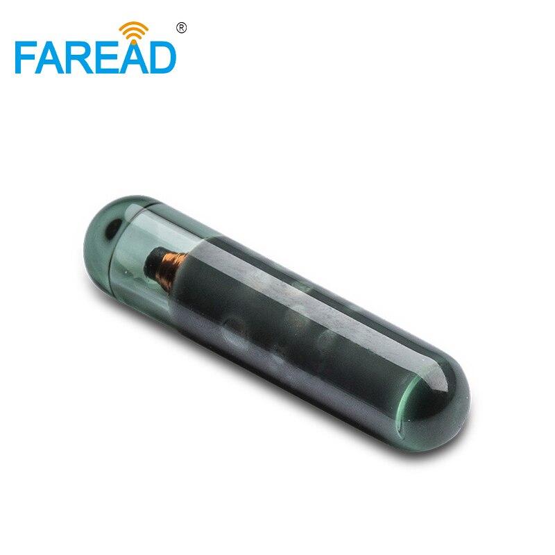 X60pcs RFID Tags Glass Tube For Identification Using 125KHZ 3*13mm