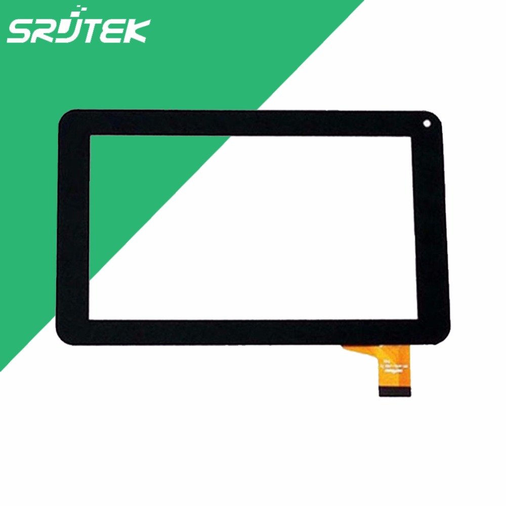 Best Price 7 Inch Black For Explay N1 Touch Screen fm700405kd Panel Digitizer Glass Sensor Replacement Parts Tablet Pc replacement touch screen digitizer glass for lg p970 black