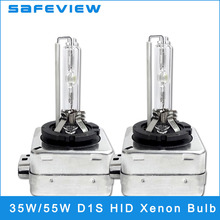 SAFEVIEW automobiles lighting bulb 12V 35W 55W D1S  Xenon HID Bulbs Headlights Car Lamp 4300K 5000K  6000K 8000K 10000K