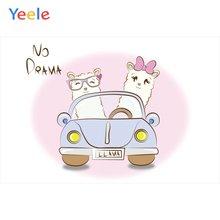 Yeele baby shower декорация для фотосъемки Альпака индивидуальные