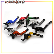 цена на for YAMAHA YZF R1 1999-2001 with logo CNC Motorcycle Accessories Adjustable Brake Clutch Levers Foldable Extending
