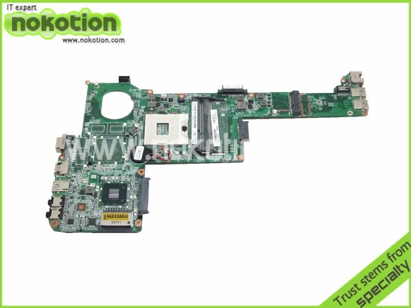 NOKOTION A000175320 DABY3CMB8E0 For Toshiba sattelite L845 Laptop motherboard REV E Intel hm70 ddr3 Socket pga989 nokotion laptop motherboard for lenovo g570 piwg2la 675ap mainboard intel hp65 ddr3 socket pga989