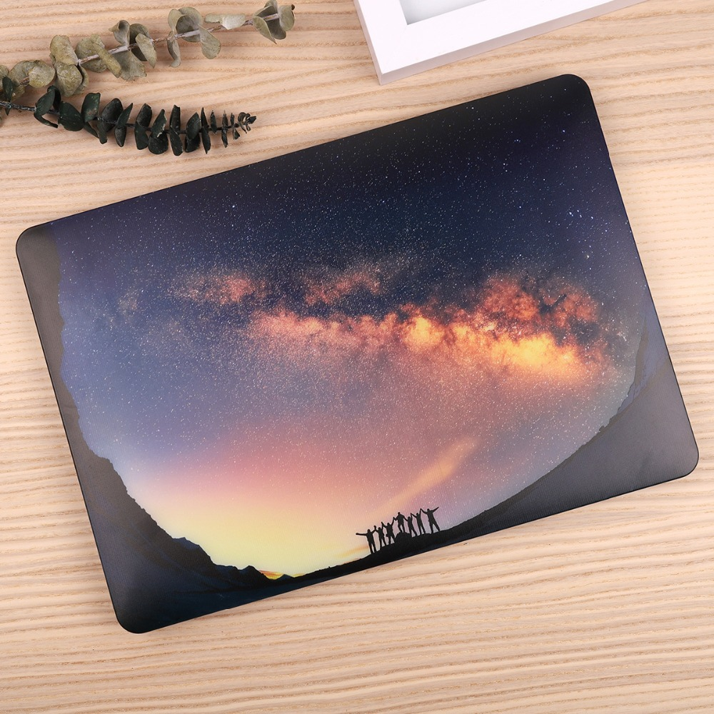 Print Crystal Clear Hard Case for MacBook 77
