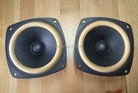 pair HIFI 4inch full range fullrange speaker unit woofer diatone P410 8ohm max 50W