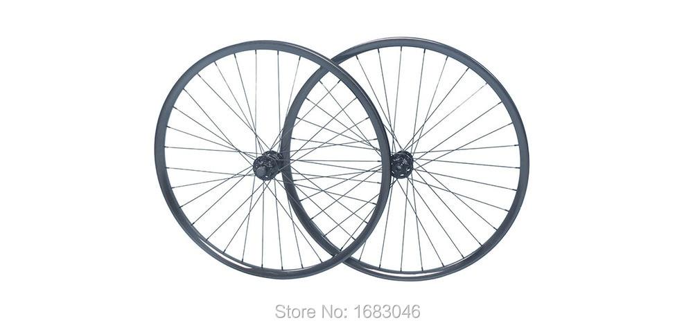 29ER MTB Hookless Carbon Wheelset 30mm Width Mountain Bike Carbon Wheels MTB Rim
