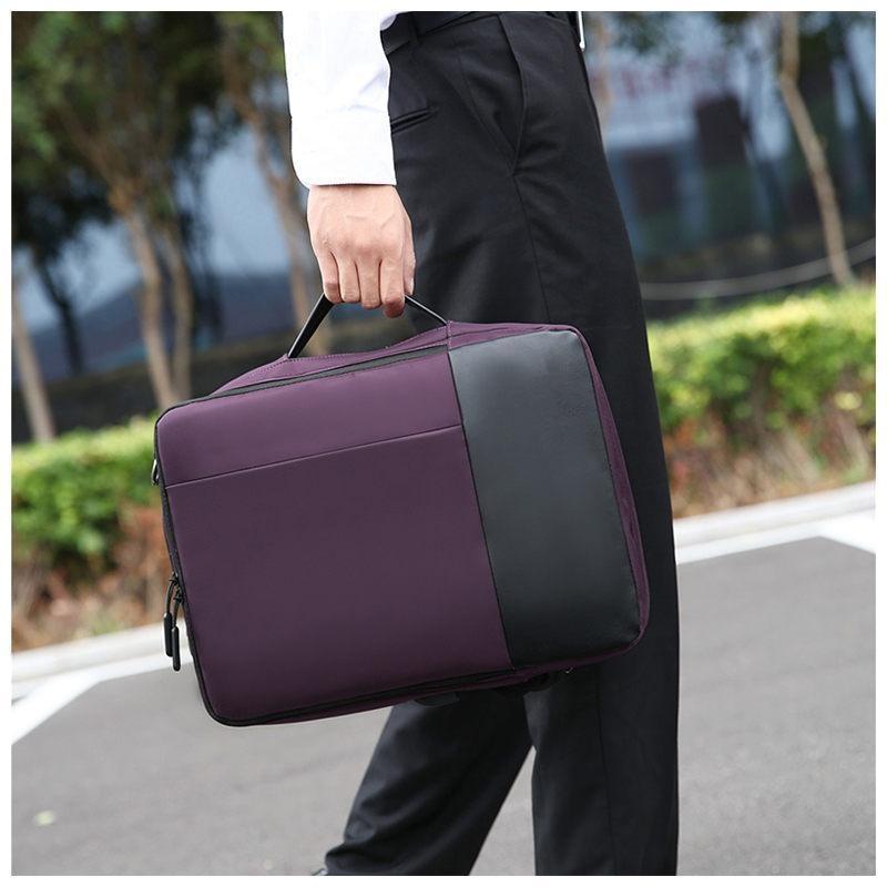 HTB1jq6iL3HqK1RjSZFgq6y7JXXaF - Premium Anti-theft Laptop Backpack with USB Port Multifunction