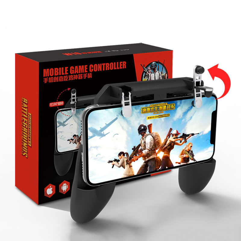 Pubg Mobile Game Controller (3)