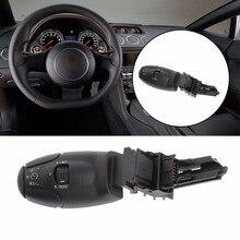 Interrupteur pour contrôleur de vitesse, noir, 1 pièce, pour citroën C3 C5 C8 et Peugeot 207 307 308 407 607 6242Z9, pièce de rechange