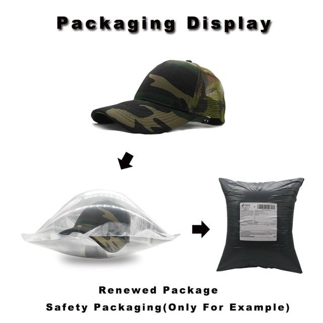 2017 New Arrival MEN'S HATS Men Camo Baseball Caps Mesh for Spring Summer Outdoor Camouflage Jungle Net Ball Base Army Cap Hot 5