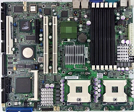 US $99 99 |Applies to For Supermicro X6DVA 4G X6DVA 4G2 E7320 dual  motherboard 604 SCSI SATA IDE interface-in Motherboards from Computer &  Office on