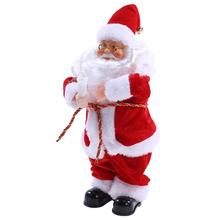 Christmas Santa Claus toys will dance with sound E5M1