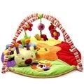 Esteira Do Jogo Do Bebê Musical Jogar Mat Brinquedos Do Bebê Super Macia para As Crianças Puzzle Tapete Mat Rastejando Mat Bebê Ginásio Mat-BYC159 PT49