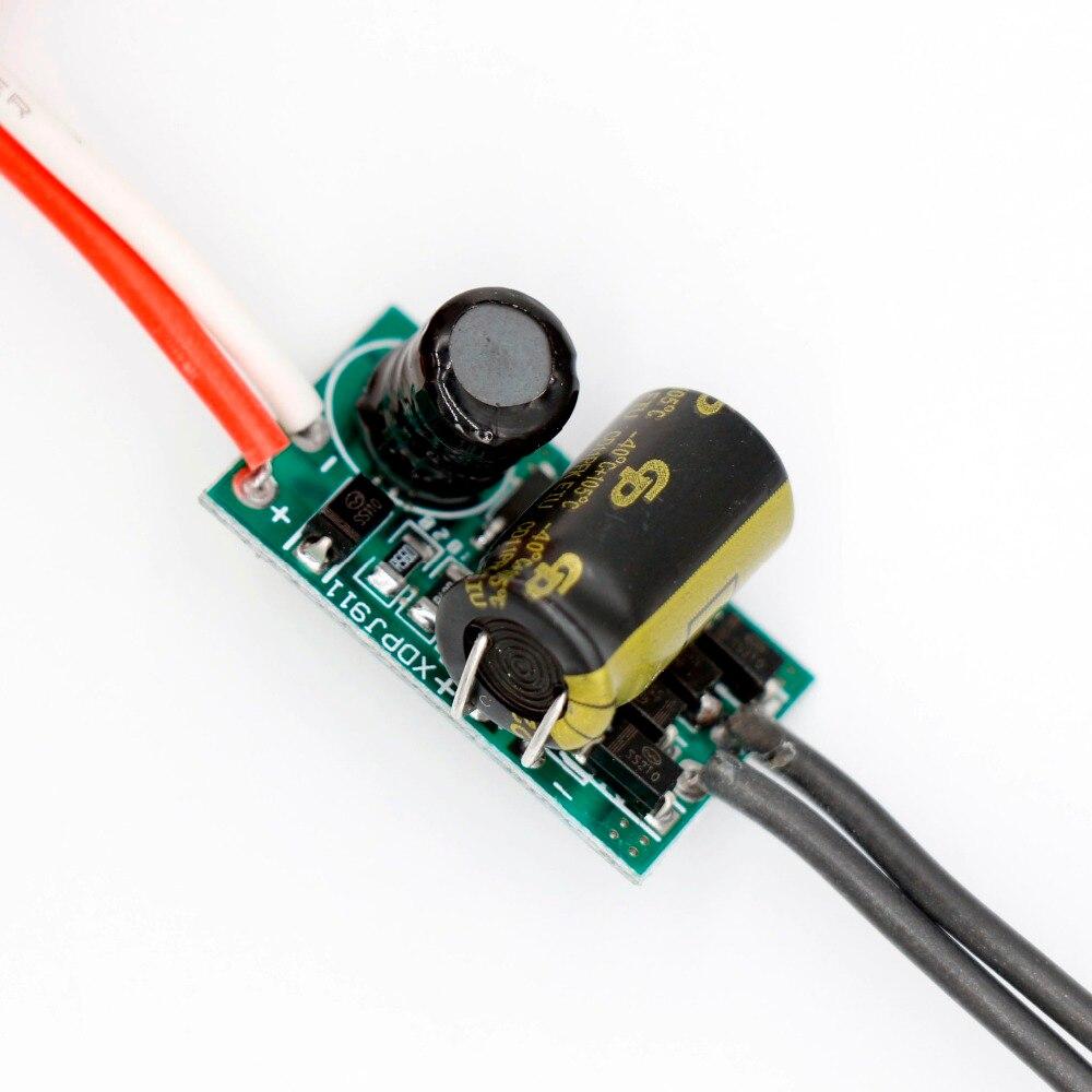 LED Driver 3X3W 3X4W 10W 12W DC12-24V For LED Power Supply Constant Current Voltage Control Light Transformers For LED Lights